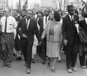 La Borinqueña para Martin Luther King