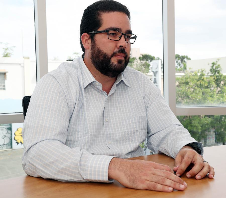 José A. García Pérez, presidente y principal oficial ejecutivo de Solaora. (semisquare-x3)