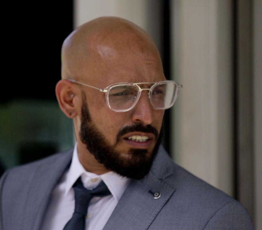 José Ferrer Sosa es uno de los coacusados del juicio que se sigue por el asesinato de Adam Anhang. (GFR Media) (semisquare-x3)