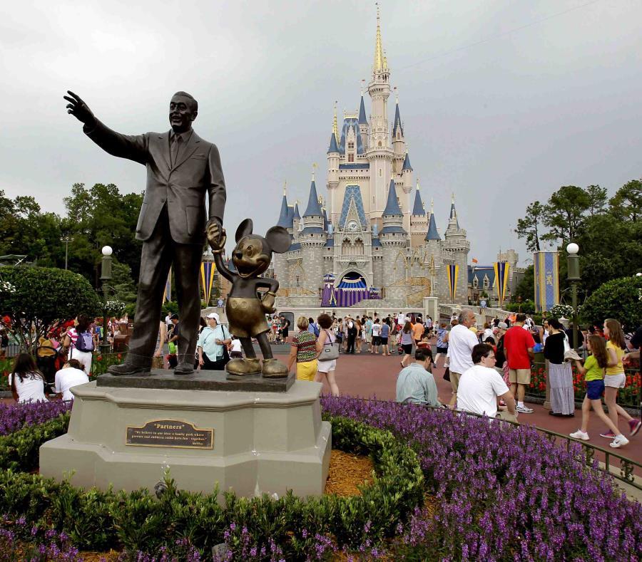 El suceso se produjo el pasado 21 de julio en un hotel de Walt Disney. (AP) (semisquare-x3)