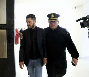 Condenan a un hermano de Messi por portación ilegal de arma