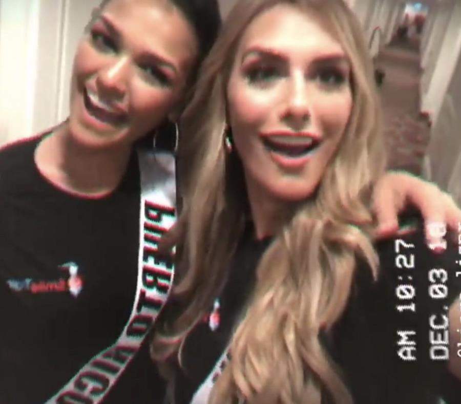 Sthefany Gutiérrez rumbo a Tailandia para participar en el Miss Universo