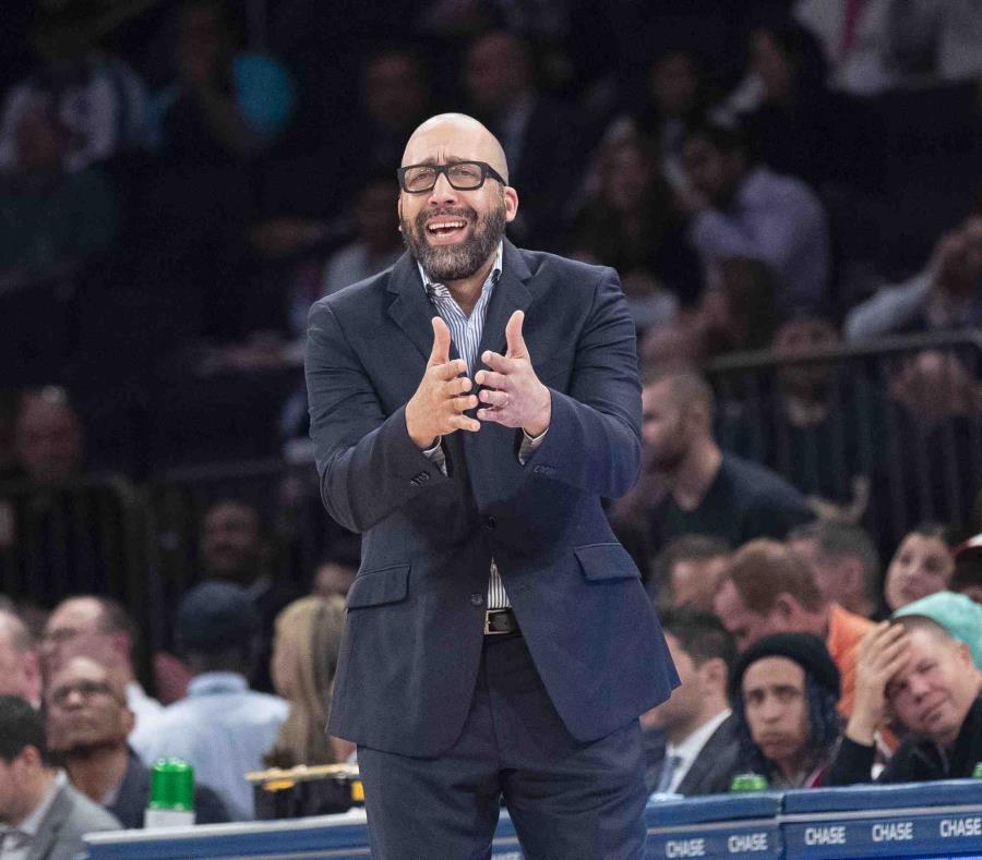 Fuente AP: Knicks despiden al entrenador David Fizdale