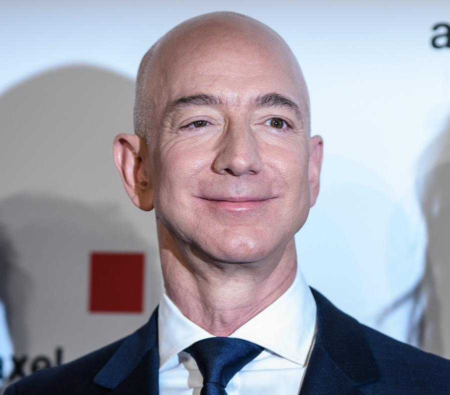 Jeff Bezos, dueño de Amazon.  (EFE) (semisquare-x3)