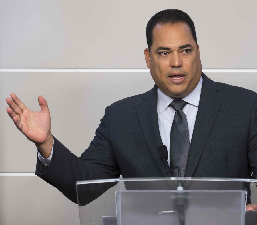 Carmelo Ríos dio a entender que la evaluación del Código Civil se quedará para la sesión legislativa que inicia en agosto. (GFR Media) (semisquare-x3)