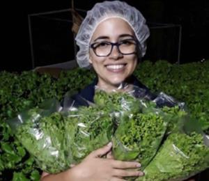 Una joven empresaria boricua presenta sus logros en Washington