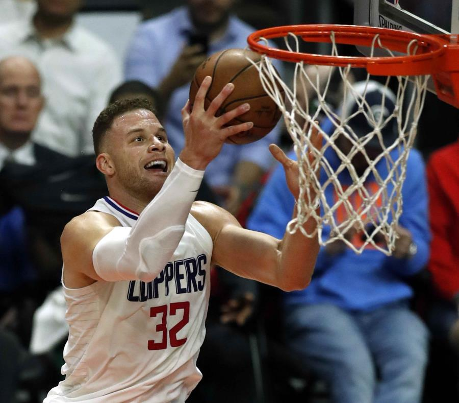 Clippers cambian a Blake Griffin a Pistons — Fuentes