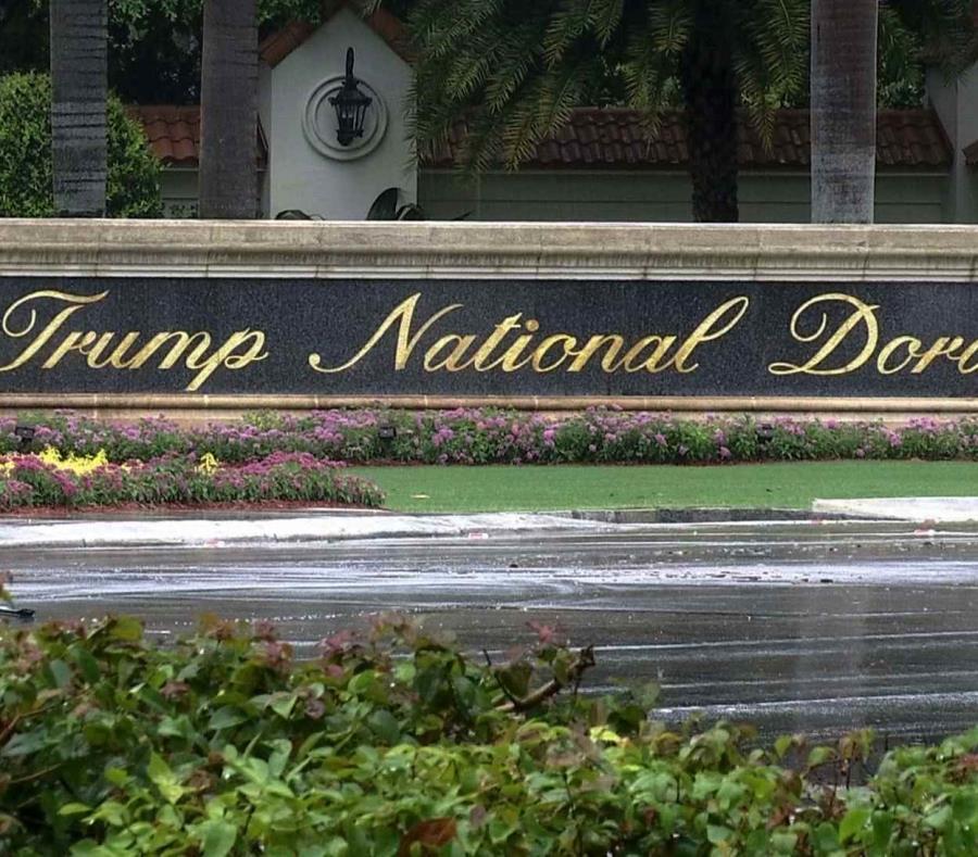 Desiste Trump en celebrar cumbre del G7 en su club de golf