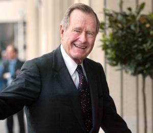 """Bush y la """"grandeza"""" de Estados Unidos"""
