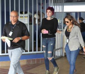 Nina Droz y el derecho a fianza