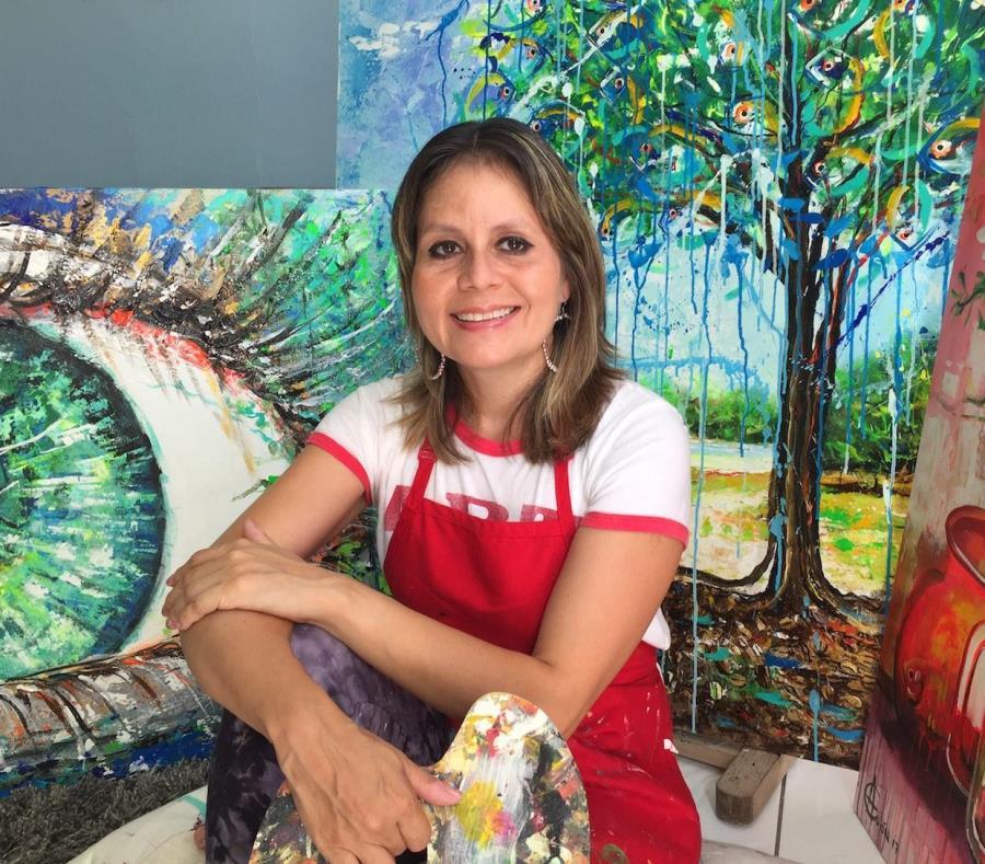 La artista puertorriqueña vivió por muchos años en El Salvador. (Suministrada) (semisquare-x3)