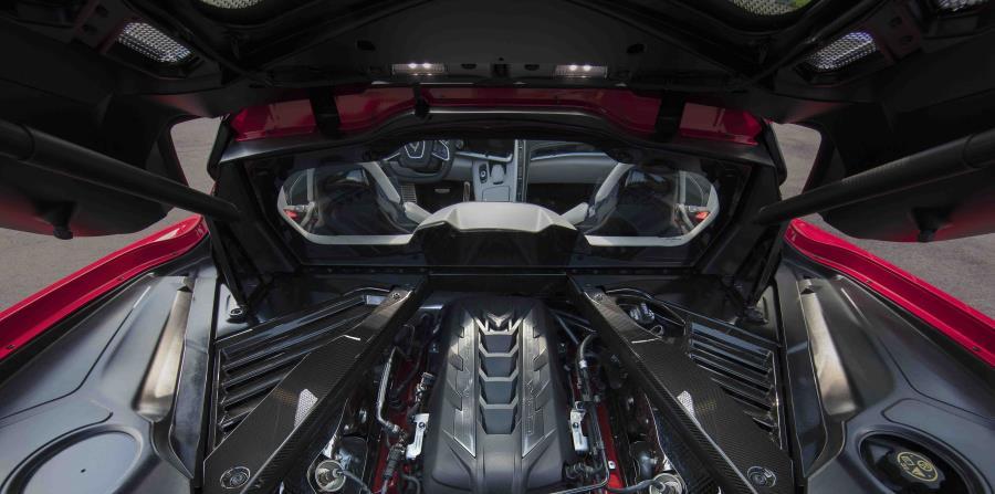 Este motor generará 495 caballos de fuerza y 470 libras/pie de torsión. (Suministrada)