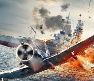 """Reseña de """"Midway"""": espectáculo visual y dramático para recrear un triunfo bélico"""