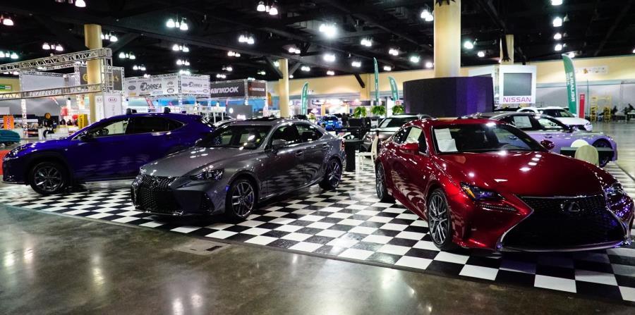 Todo el Centro de Convenciones, ha sido separado para recibir a decenas de concesionarios de las principales marcas de autos que tendrán ofertas y descuentos únicos solo durante el evento y a beneficio del consumidor. (horizontal-x3)