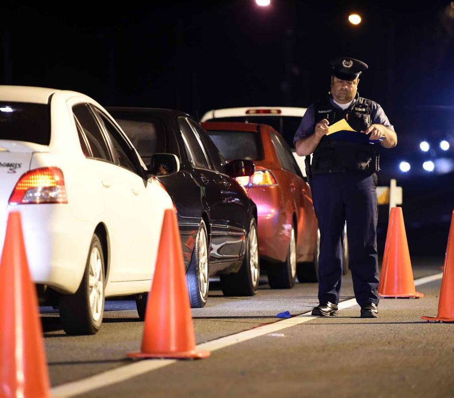 Los bloqueos serán en las carreteras de las regiones policiacas de Utuado, Bayamón, Vega Baja y Fajardo. (GFR Media) (semisquare-x3)