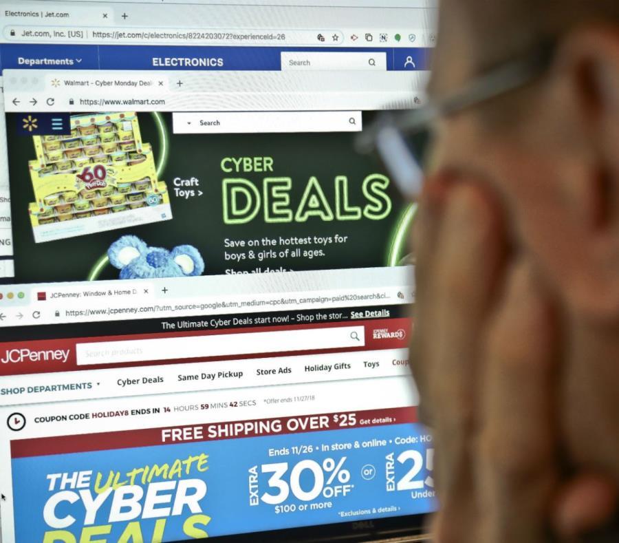 Amazon sube casi un 4% impulsado por las compras del Cyber Monday