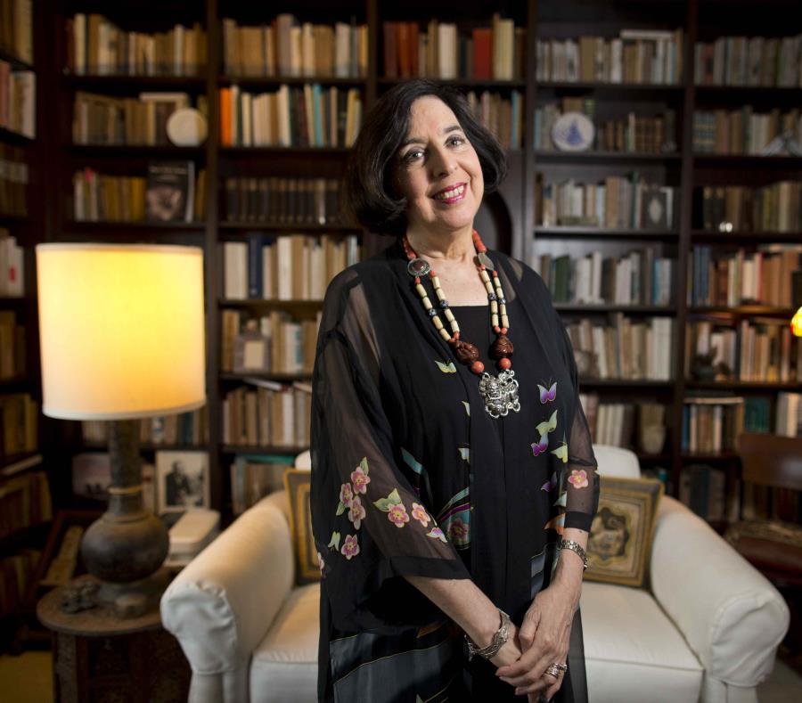 Luce López Baralt es catedrática de Literatura Mística Comparada de la Universidad de Puerto Rico. (Suministrada) (semisquare-x3)