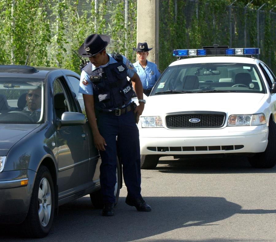 El proyecto de la cámara 1381 establece los agentes de la Policía podrán exigirles a los conductores someterse a pruebas de detección de sustancias controladas si se identifica una sospecha. (GFR Media) (semisquare-x3)