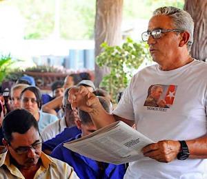 Matrimonio gay matiza la consulta de la Constitución cubana