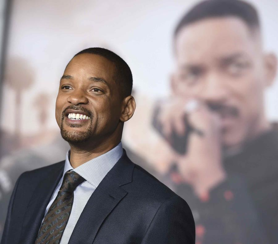 Will Smith enseña el primer póster de Aladdin
