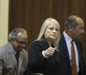 Tribunal determina no causa para arresto contra Wanda Vázquez Garced