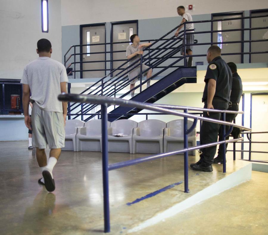 La cárcel más costosa en Puerto Rico tiene un costo por confinado de $200 diarios. (semisquare-x3)