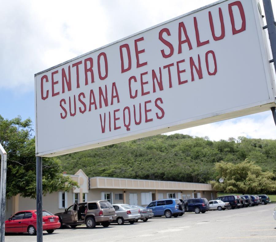 El antiguo CDT de Vieques requiere una inversión de $25 millones para reparar los daños ocasionados por el huracán María. (GFR Media) (semisquare-x3)