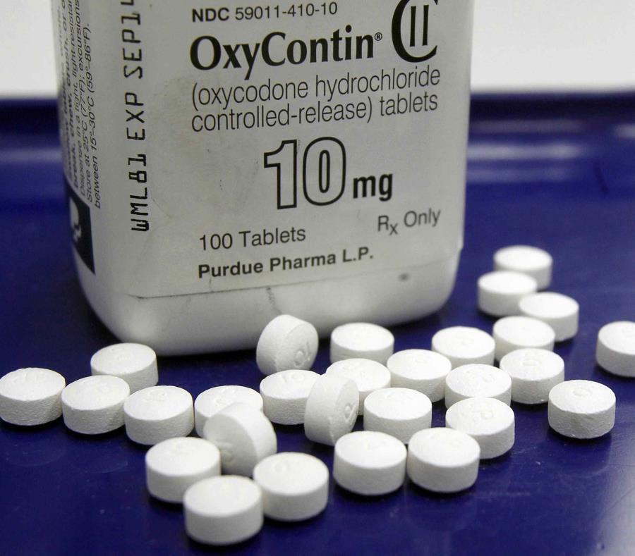 Las demandas recientes están entre los litigios más sonados en la crisis de los opioides (semisquare-x3)