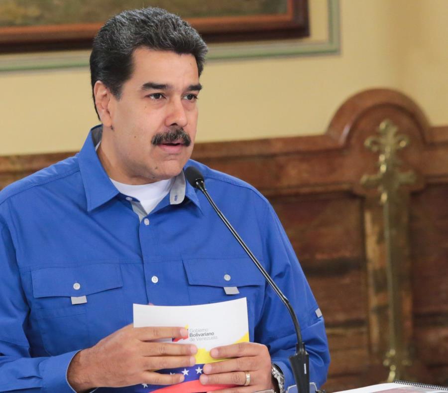 Nicolás Maduro envió al ministro de Comunicación, Jorge Rodríguez, y el gobernador de Miranda, Héctor Rodríguez, a la reunión con la oposición en Noruega (semisquare-x3)