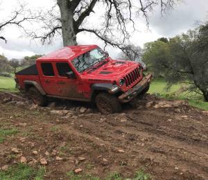 "Conoce la nueva ""pickup"" Jeep Gladiator"