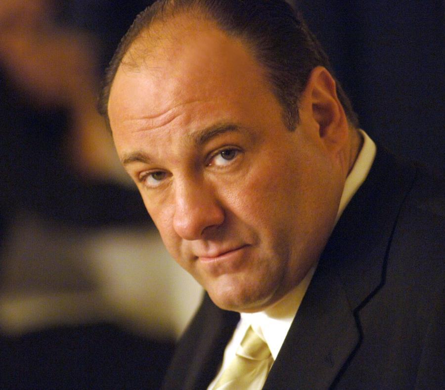 James Gandolfini, el actor que interpretaba al protagonista Tony Soprano, falleció en 2013 luego de sufrir un infarto. (HBO) (semisquare-x3)