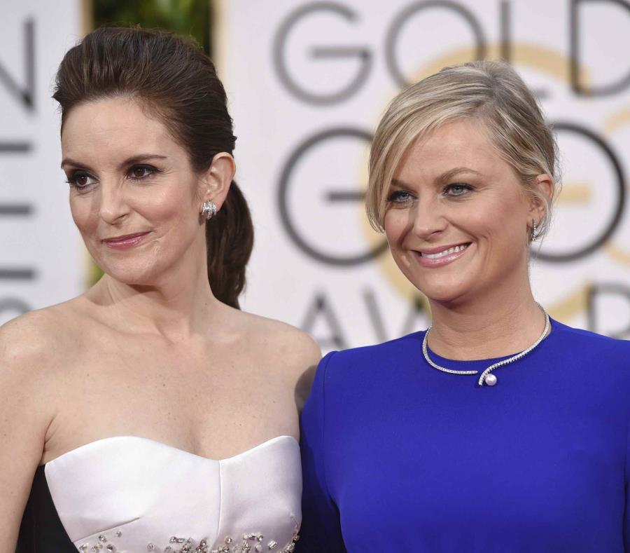 Tina Fey y Amy Poehler presentarán los Golden Globes en 2021