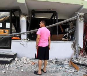 El sur y sus negocios tras los sismos