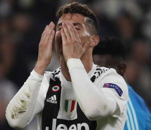 Ajax liquida a la Juve de Cristiano Ronaldo en la Champions
