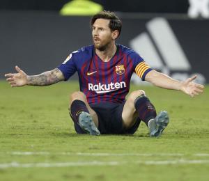El Barcelona cede el primer puesto de la liga española