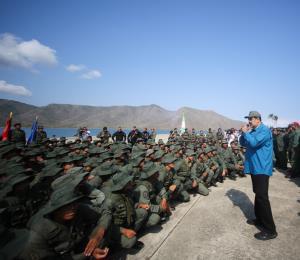 Los militares venezolanos: ¿con el pueblo o con el usurpador?