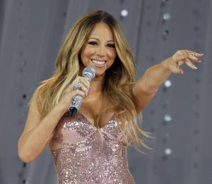 Mariah Carey no podrá cantar sus villancicos esta Navidad