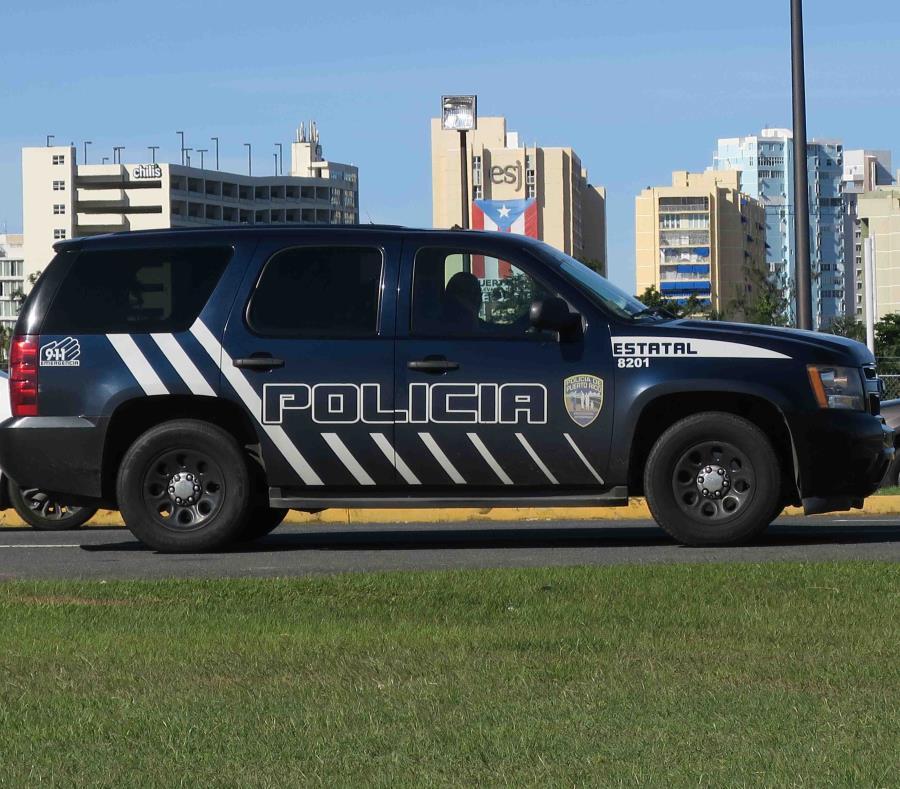 Una patrulla de la Policía de Puerto Rico. (Agencia EFE) (semisquare-x3)