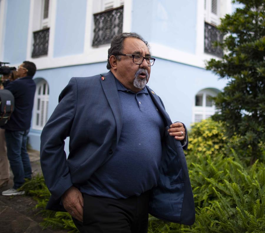 Raúl Grijalva, presidente del Comité de Recursos Naturales de la Cámara de Representantes de EE.UU. (semisquare-x3)