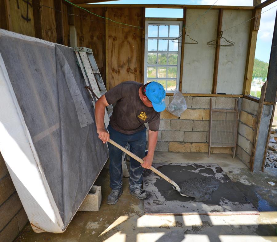 Los daños que el huracán María causó en miles de residencias ha desatado una lluvia de reclamaciones a las aseguradoras. (semisquare-x3)
