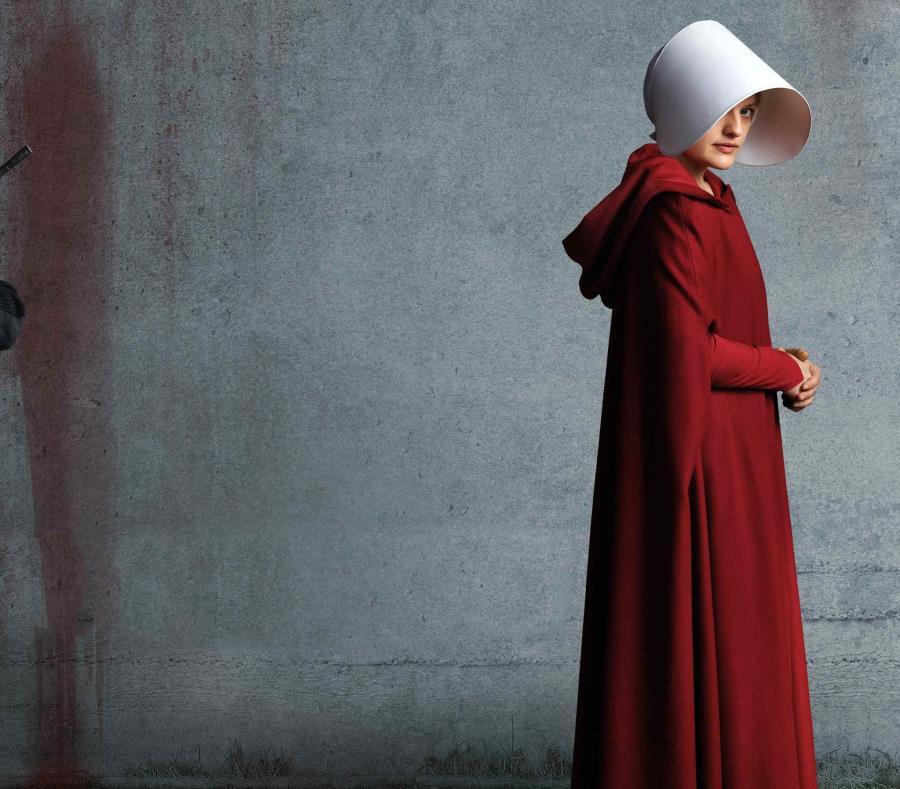 La tercera temporada de The Handmaid's Tale estará disponible el 5 de junio. (Hulu) (semisquare-x3)