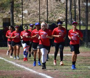 Listo el Equipo Nacional femenino para el Premundial de béisbol