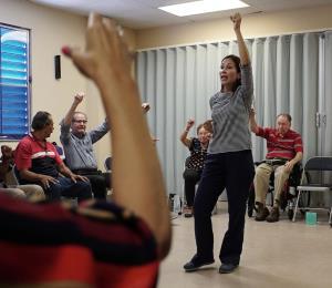 Los beneficios de la danzaterapia