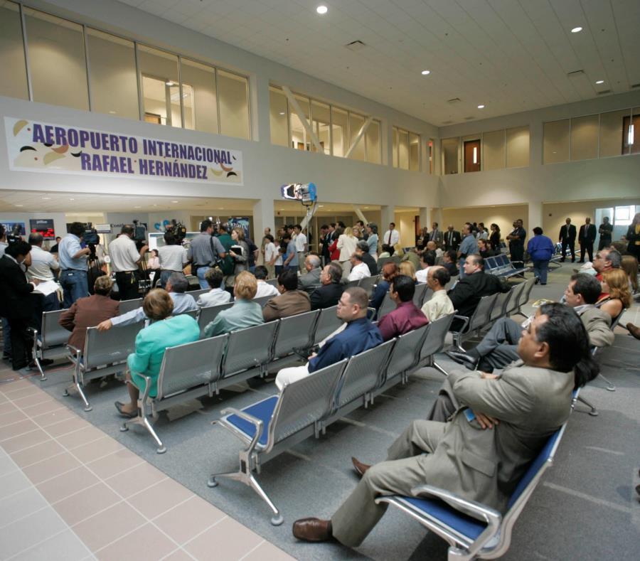 El gobierno descartó dividir los aeropuertos en distintas alianzas público privadas. (GFR Media) (semisquare-x3)