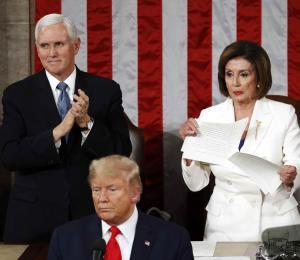 """¿Habrá vida para los demócratas después del """"impeachment""""?"""