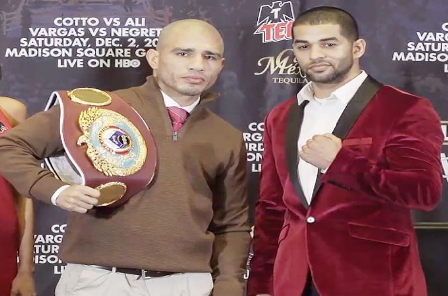 Retira Sadam Ali a Miguel Cotto
