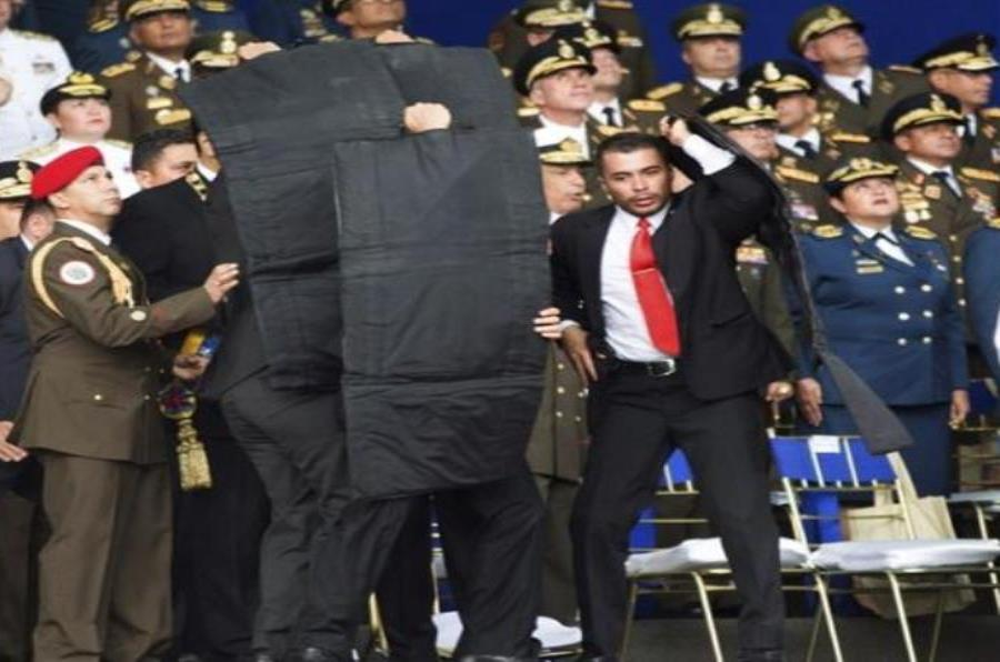 Por el atentado a Maduro hay 28 personas detenidas (semisquare-x3)