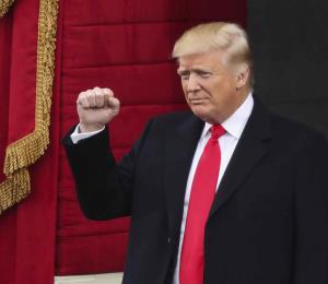 "Empezó el verdadero ""reality show"" de Trump"