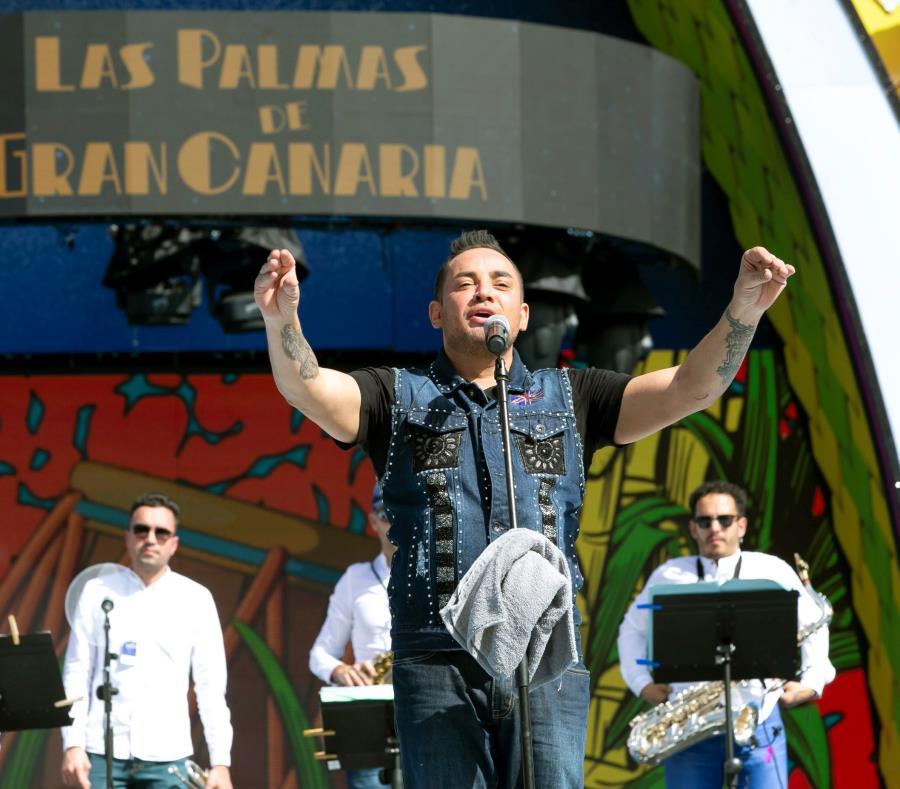 Manny Manuel Miranda se presentaría en las islas españolas el próximo 30 de marzo. (Archivo) (semisquare-x3)