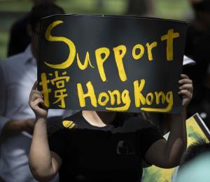 Twitter cierra cuentas del gobierno de China contra protestas de Hong Kong